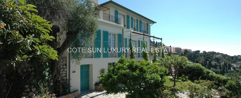 Immobilier De Prestige Roquebrune Cap Martin C T Sun